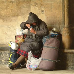 homeless-women